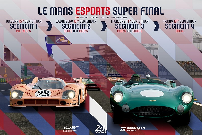 Lazarus and Red Bull lead the way in LMES Super Final day three – Le Mans Esports