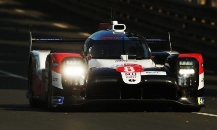 Le Mans 24 Hours: Buemi keeps Toyota on top in twice red-flagged FP2 – WEC