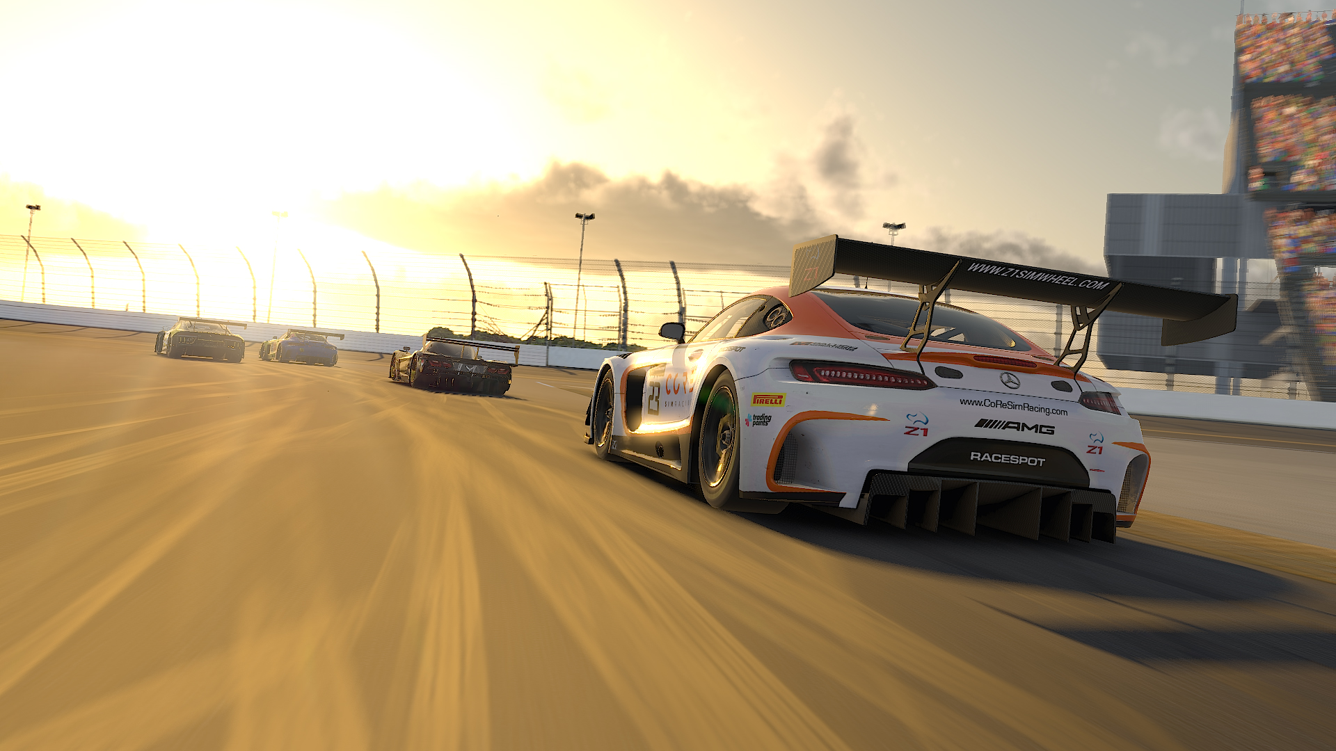 Is iRacing 's sudden rise in seriousness truly here to stay?