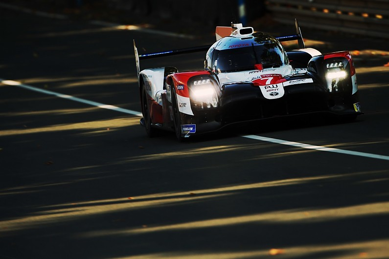 Le Mans 24 Hours: Toyota leads the way in qualifying, Aston Martin tops GTE – WEC