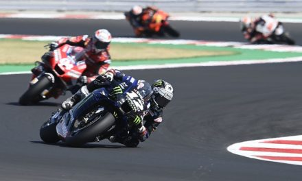 """Vinales wants """"a reaction"""" from Yamaha to solve MotoGP grip issues – MotoGP"""