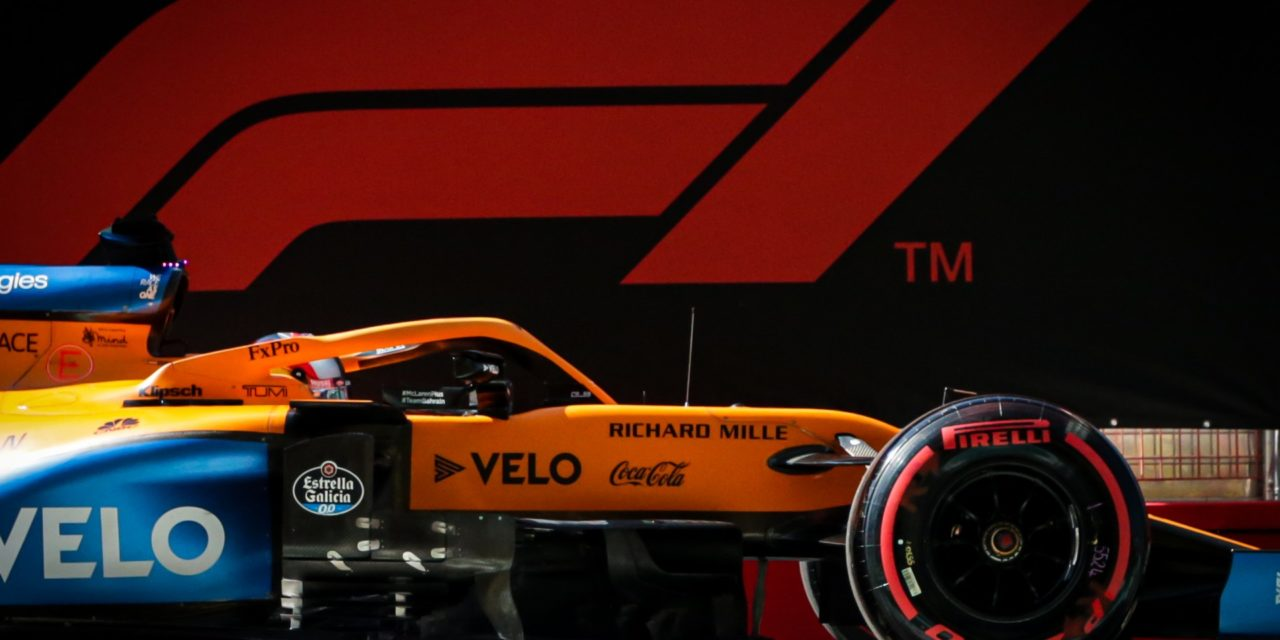 """F1: McLaren """"braced"""" for further Covid-19 disruption in 2021"""