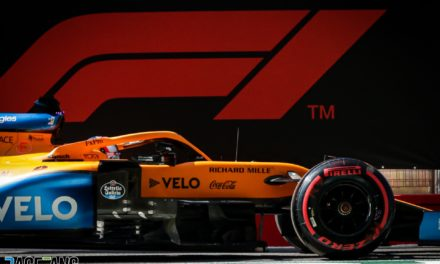 "F1: McLaren ""braced"" for further Covid-19 disruption in 2021"