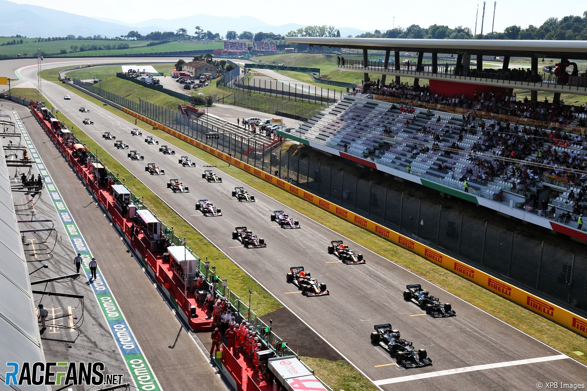 F1 polls fans on replacing qualifying with 30-minute reverse grid races · RaceFans