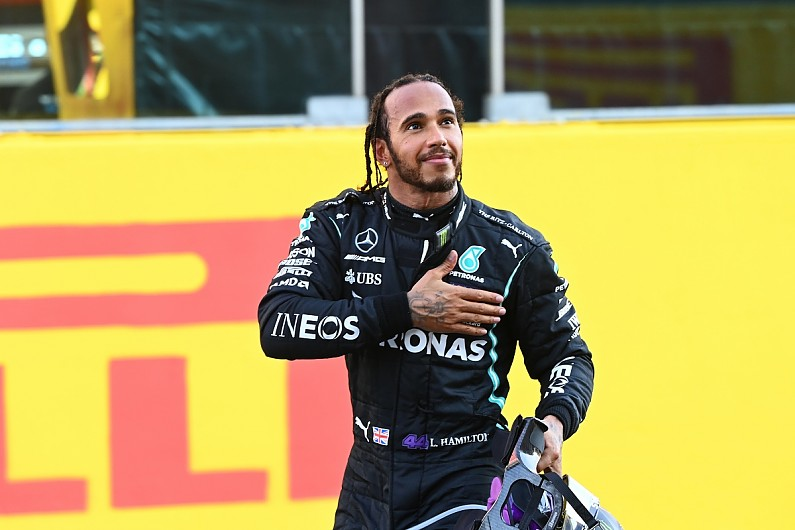 "Hamilton: ""Three races in one day"" Tuscan GP one of my ""most challenging"" F1 wins – F1"
