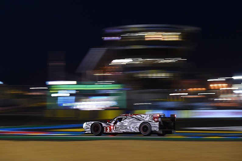 Rebellion and Deletraz top Le Mans 24 Hours FP3 night session – WEC