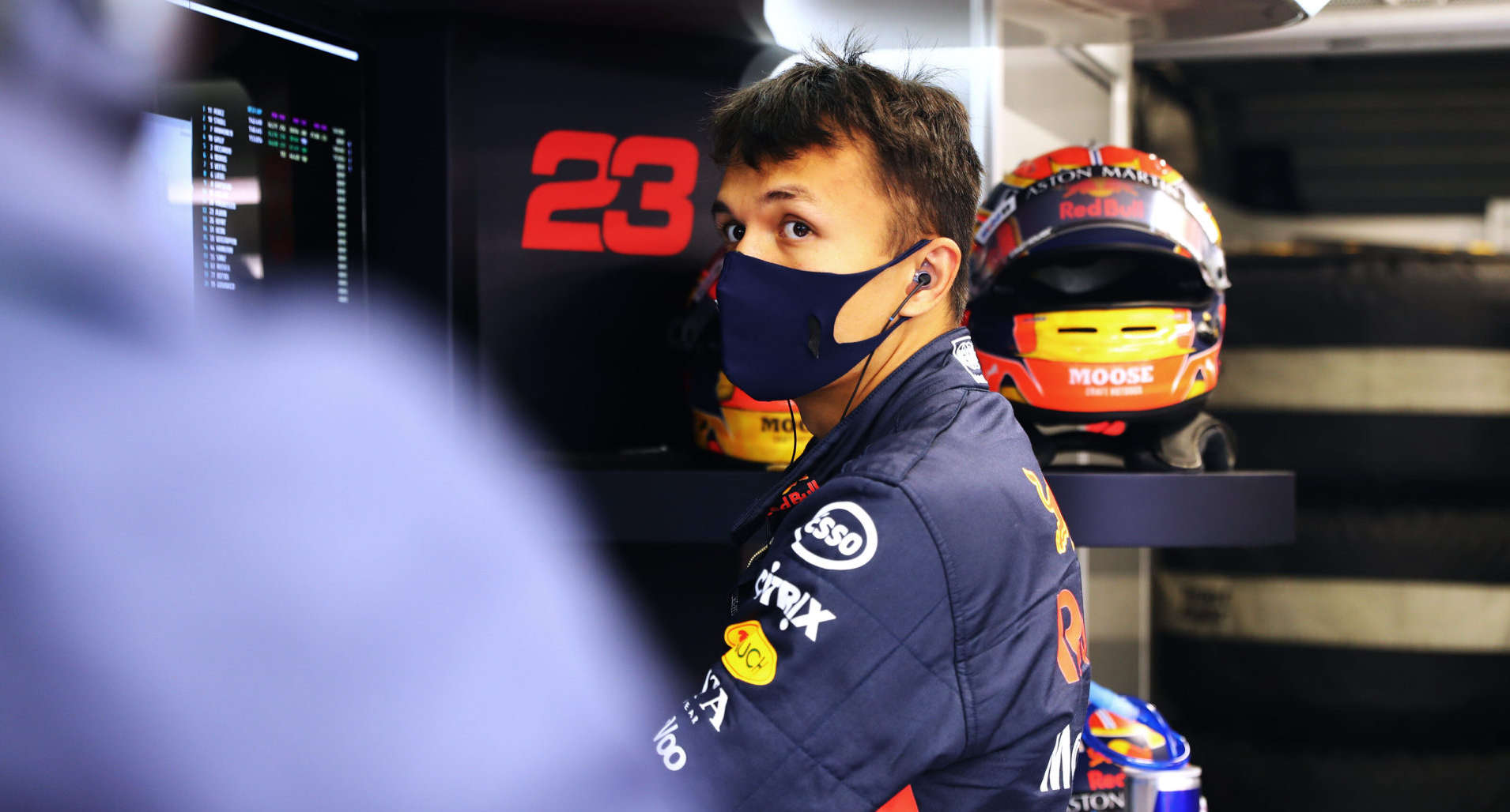 Where Alex Albon differs from Pierre Gasly At Red Bull Racing