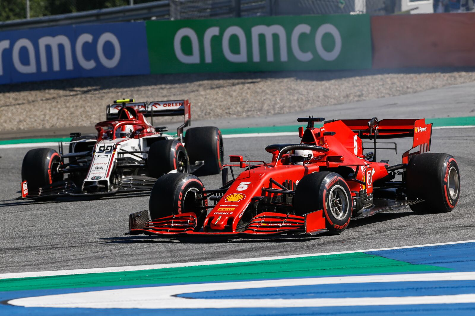 Alfa Romeo and their eye opening deficit at the Austrian GP analysed