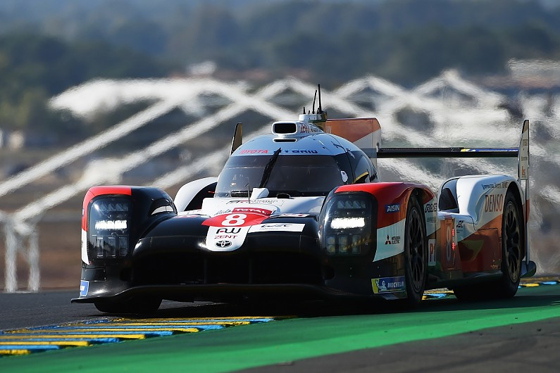 Le Mans 24 Hours: Toyota leads red-flagged opening practice – WEC