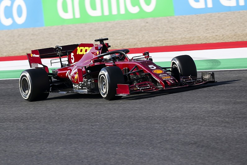 "Vettel: F1's reversed grid plan is ""completely wrong"" – F1"