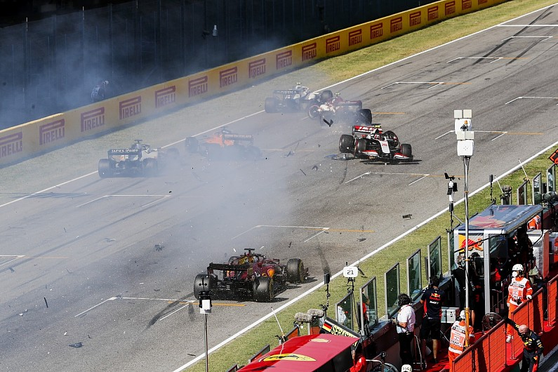 F1 sees no need to review safety car restarts after Tuscan GP incident – F1