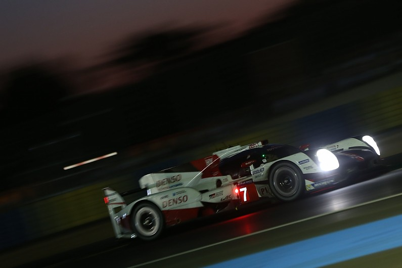 Toyota: New Le Mans 24 Hours lap record is possible this year, despite extra weight – WEC