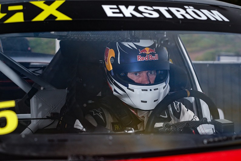 Ekstrom to continue with KYB Team JC in Riga WRX round – World Rallycross
