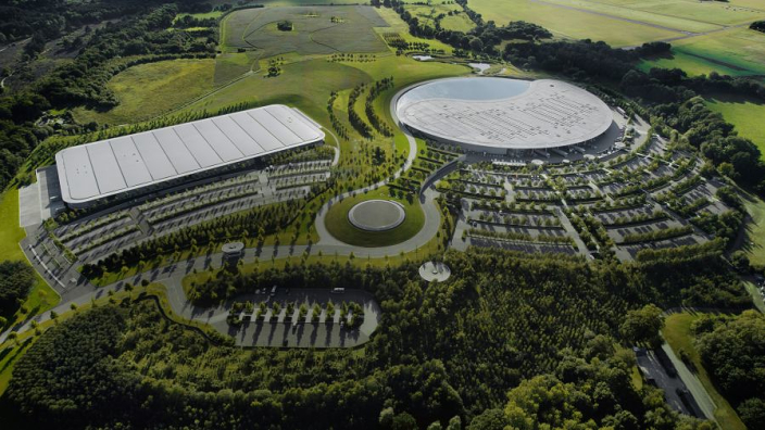 Why McLaren is selling the Technology Centre