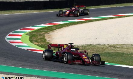 "Drivers eager for return to ""awesome"" Mugello · RaceFans"