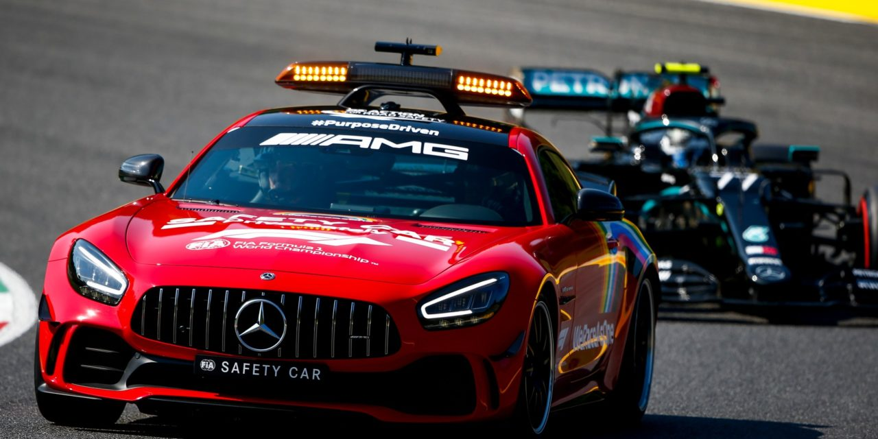 F1: No need to change Safety Car restart rule