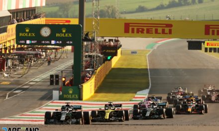 Mugello carnage can't keep Hamilton from another win · RaceFans