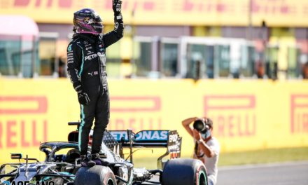 Hamilton poised to beat Schumacher's wins record as well as winning rate · RaceFans