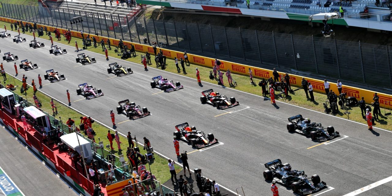 "Reverse grid races ""would be wrong in the name of sport"" · RaceFans"