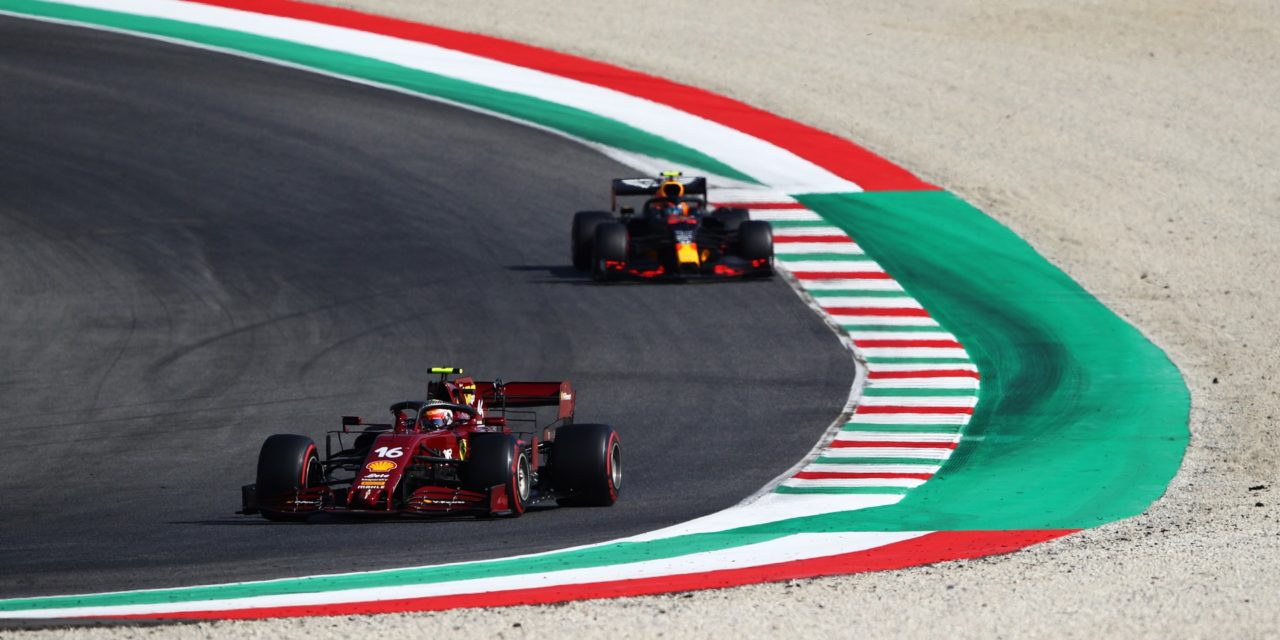 """Drivers want more gravel traps but they're """"not the solution everywhere"""", says Masi · RaceFans"""