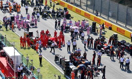 "No new teams before 2026? The likely cost of F1's $200m ""anti-dilution fund"" · RaceFans"