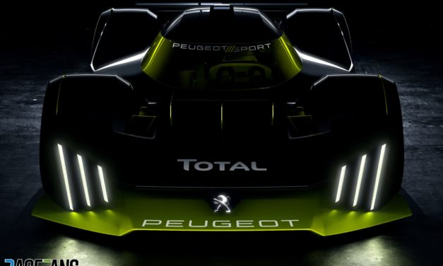 Peugeot reveals first images of 2022 Le Mans Hypercar project · RaceFans