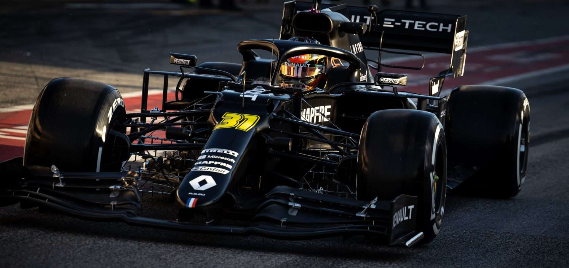 The Renault F1 Team and why the end is very near