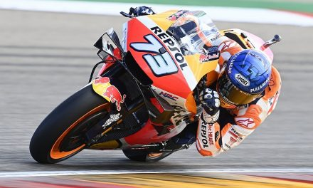 Marquez: Better to crash fighting for MotoGP podium than just points – MotoGP