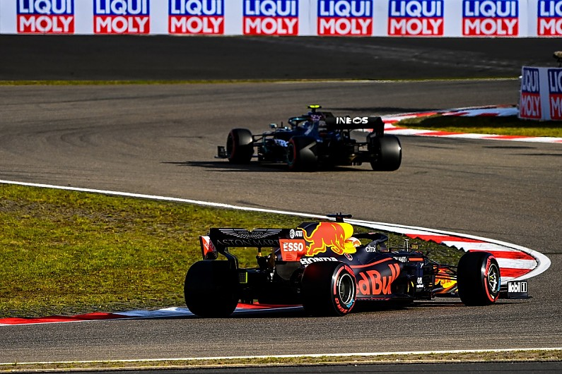 """Albon: Red Bull now """"a lot closer"""" to Mercedes with F1 Eifel GP upgrades – F1"""