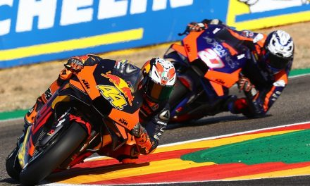 Pol Espargaro 'part owes' Teruel GP fourth to MotoGP rookie Lecuona – MotoGP