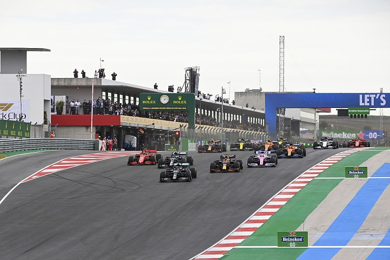 10 things we learned from the F1 Portuguese Grand Prix – F1