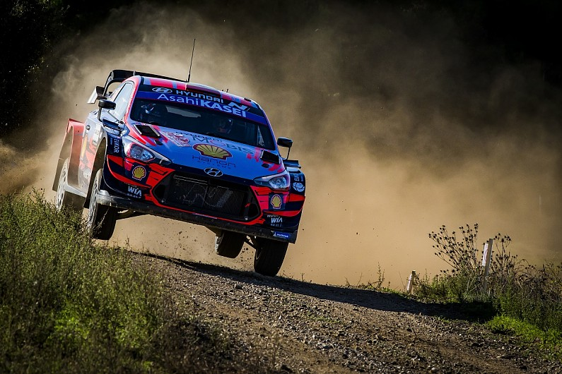 WRC Rally Italy: Sordo holds off Neuville, Ogier for victory – WRC