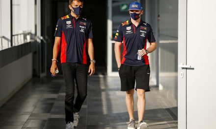 "Verstappen: Red Bull F1 team-mate for 2021 ""doesn't really matter to me"" – F1"