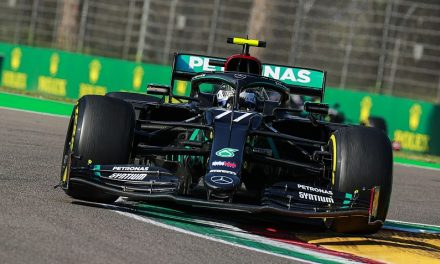 F1 Emilia Romagna GP: Bottas snatches pole from Hamilton at Imola – F1