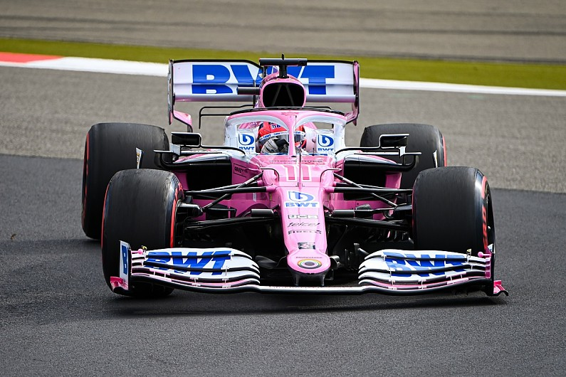 """Perez braced for """"painful day"""" at Eifel GP in championship battle – F1"""
