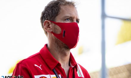 """Vettel says there were 'fights I shouldn't have picked"""" at Ferrari · RaceFans"""