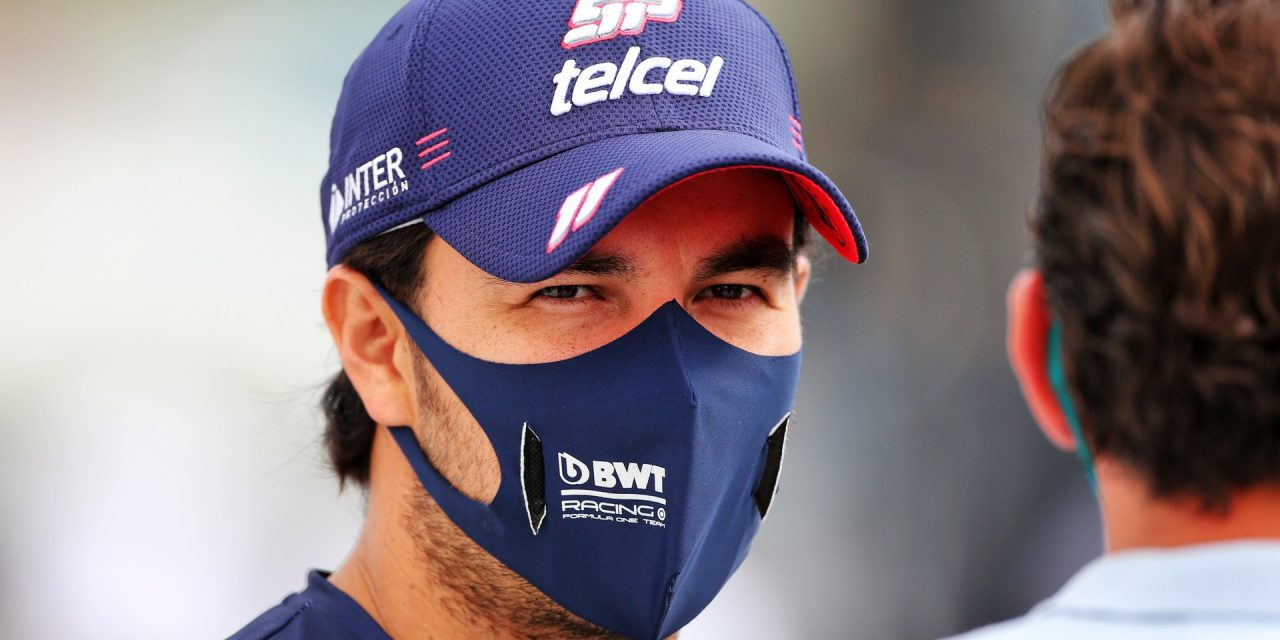 """Perez says Red Bull is an """"option"""" for him in 2021 · RaceFans"""
