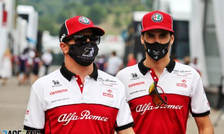 Raikkonen and Giovinazzi expected to keep F1 seats as Alfa Romeo extends Sauber deal · RaceFans