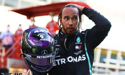 """""""Hard to justify"""" calling Hamilton the greatest driver ever · RaceFans"""