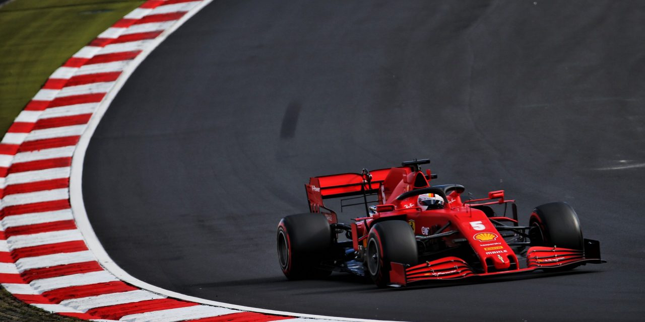Vettel pinpoints sector one weakness after lapping half a second off Leclerc · RaceFans
