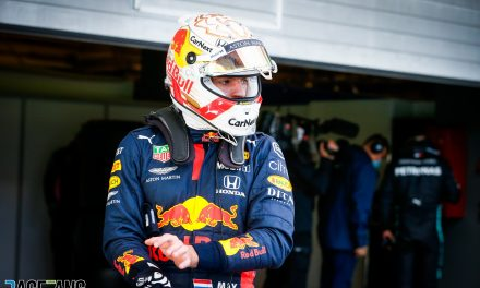 Red Bull 'definitely made a good step' says Verstappen after strongest qualifying pace yet · RaceFans