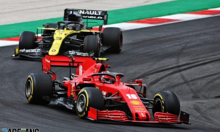 Ferrari's deficit to top teams prompts early focus on new car for 2022 · RaceFans