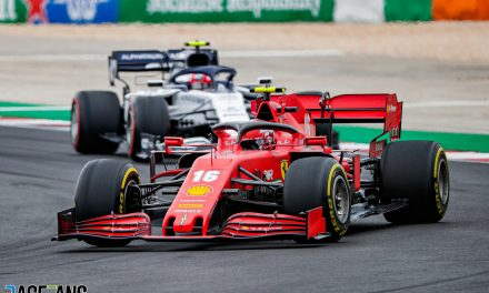 2020 Portuguese Grand Prix F1 Star Performers
