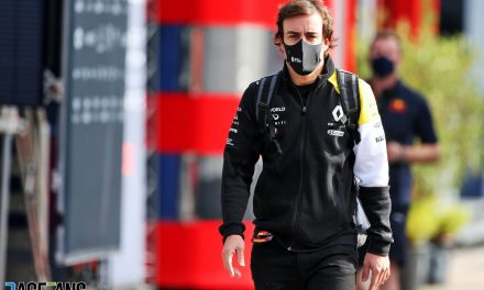 Alonso embedded in Renault's race operation for Emilia-Romagna Grand Prix · RaceFans