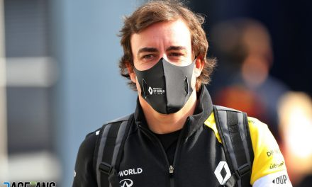 Renault to run Alonso in 'young driver' test alongside Zhou · RaceFans