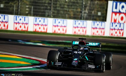 Imola is incredible but it's not going to be a great race · RaceFans