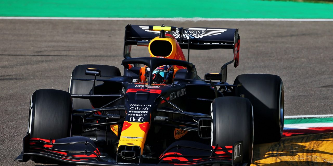 Red Bull didn't gain information from AlphaTauri's Imola test