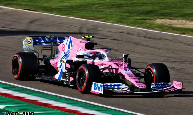"""Stroll frustrated at being """"slow throughout qualifying"""" · RaceFans"""