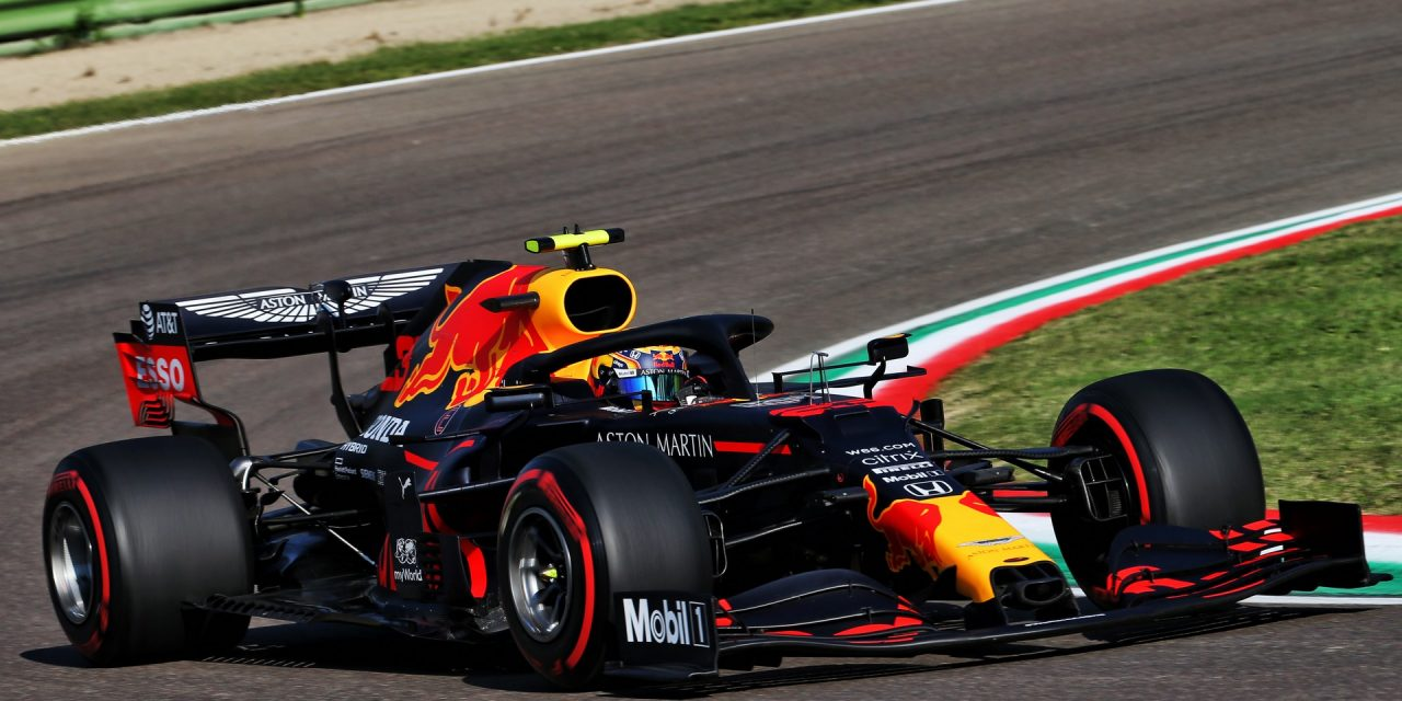 'Just put gravel down' says Albon after eight track limits violations in one day · RaceFans
