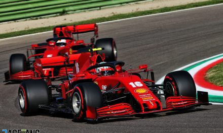 The unwelcome development Ferrari face in their third home race · RaceFans